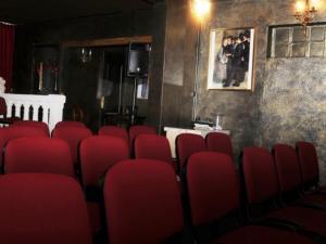 intérieur théâtre