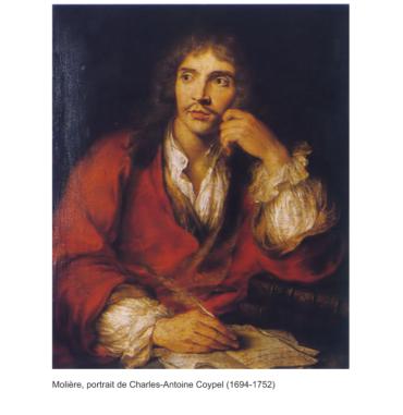 Molière - portrait